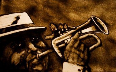 Détail de la section jazz
